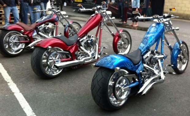 Chopper Three | Motorcycles