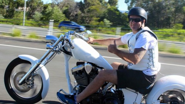 Chopper Australian Style | Motorcycle