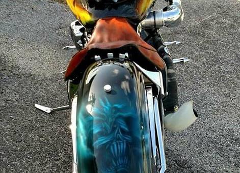 Voodoo Child Chopper | Motorcycles