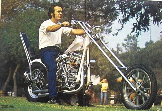 Bob Hall Honda >> Bob Hall 1971 Old School Chopper | Totally Rad Choppers