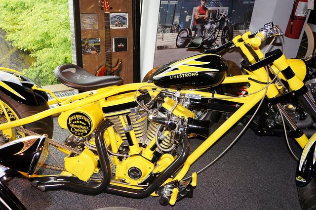 Live Strong Hornet Chopper