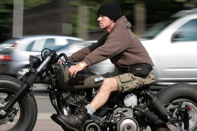 Harley Davidson Rally Chopper