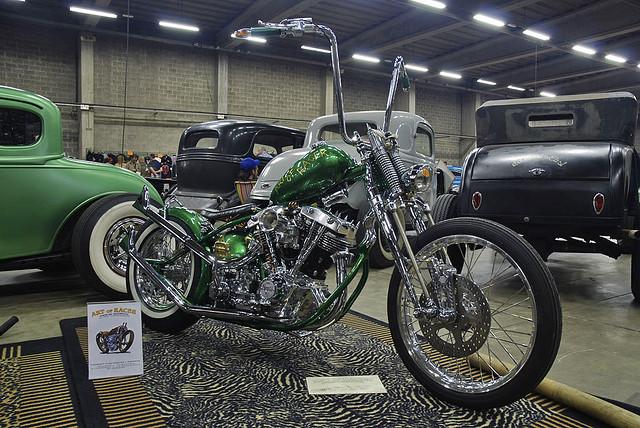 Art Of Racer Chopper