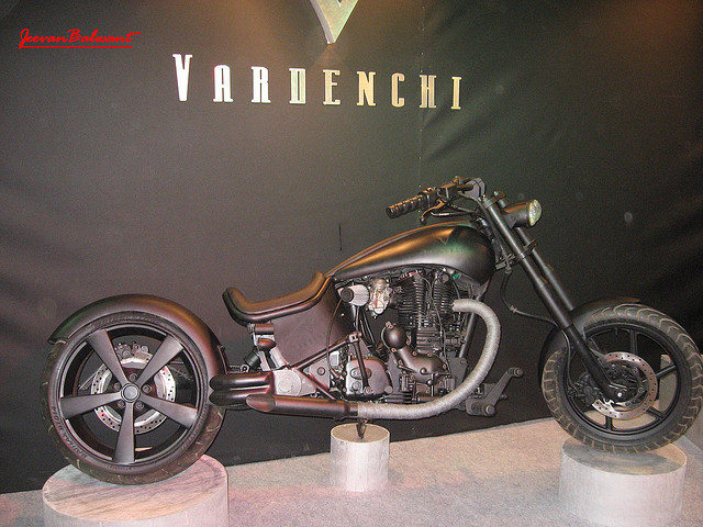 Vardenchi Chopper
