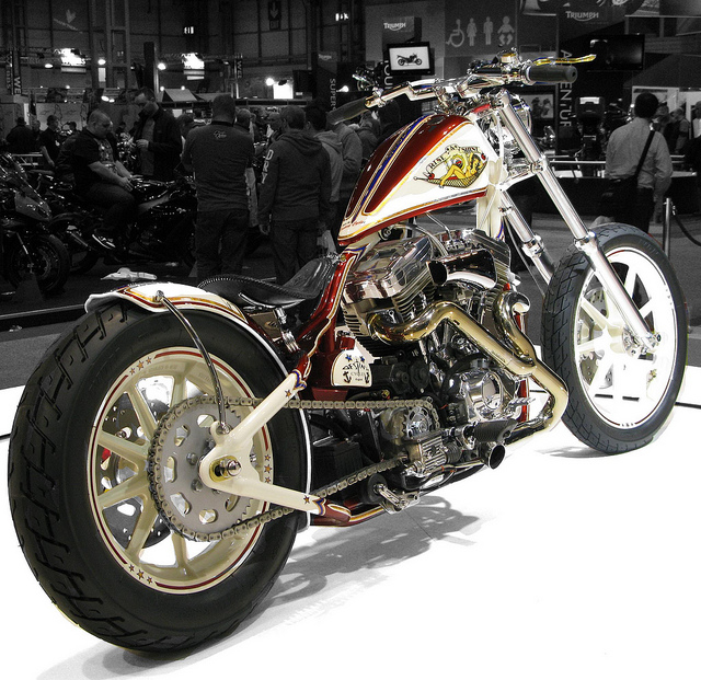 Nice Harley Chopper