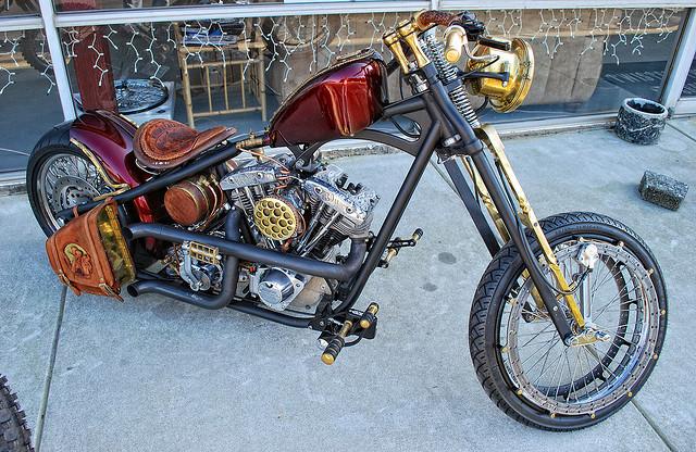 Steampunk Whiskey