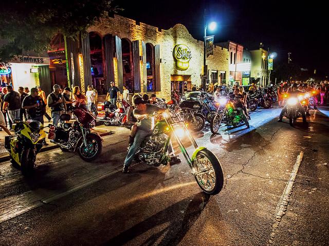 Austin Rally 2012