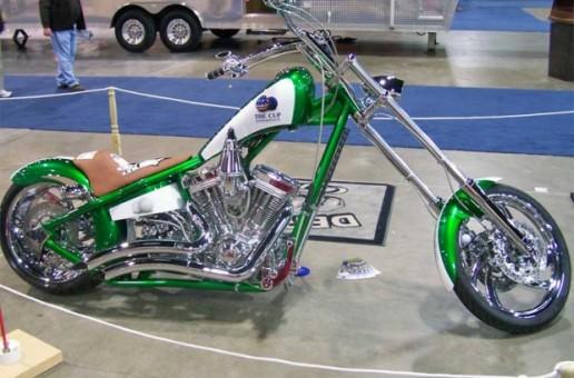 Ryder Cup Custom Chopper