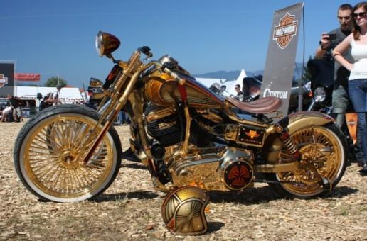 Gnarly Gold Chopper