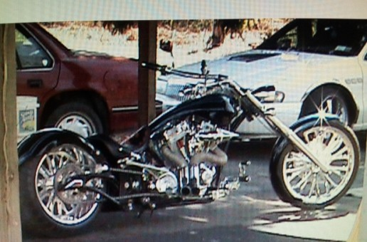 Johnny's Big Bear Chopper