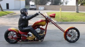 Big Bear Ride Chopper