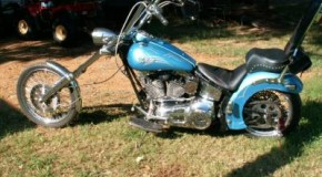 Scalped Indian Chopper