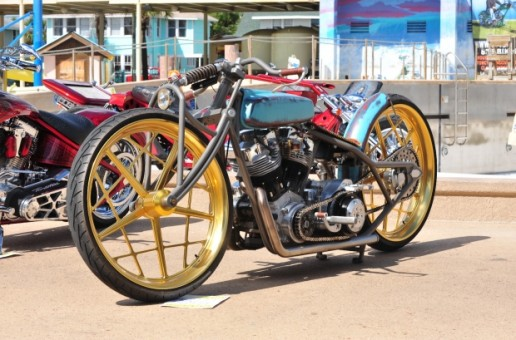 RATS HOLE CUSTOM BIKE SHOW