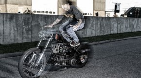 Ghost Stunt Rider