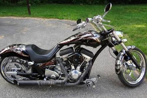 2006 Custom Pro Street Chopper