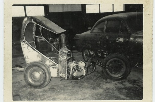 One of the earliest Choppers