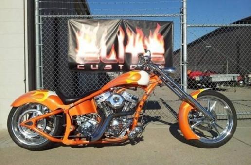 Nick's Hot Flamed Chopper