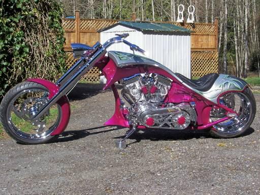 Aliento Del Diablo Chopper