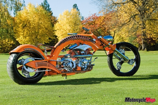 Twisted Freak Chopper