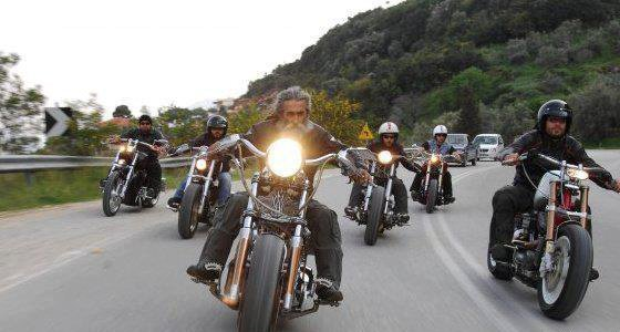 Road Dogs Riding Hard