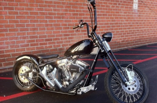 Custom 2005 Bobber Motorcycle