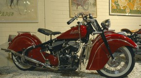Cherry Red Indian Sled
