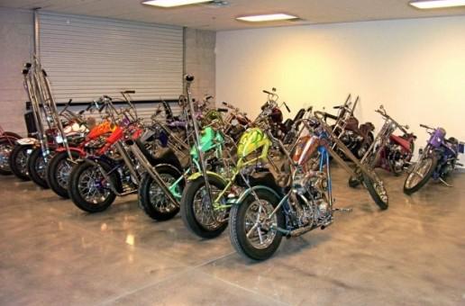 Chopper Garage