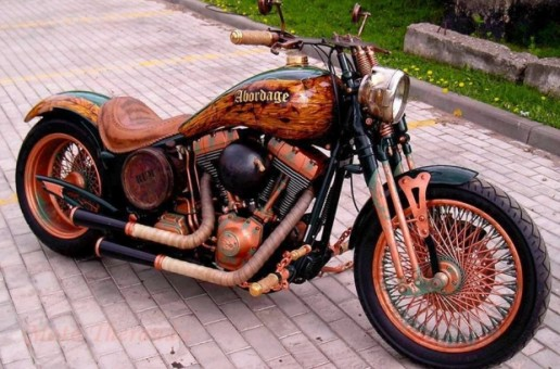 The Wooded Chopper
