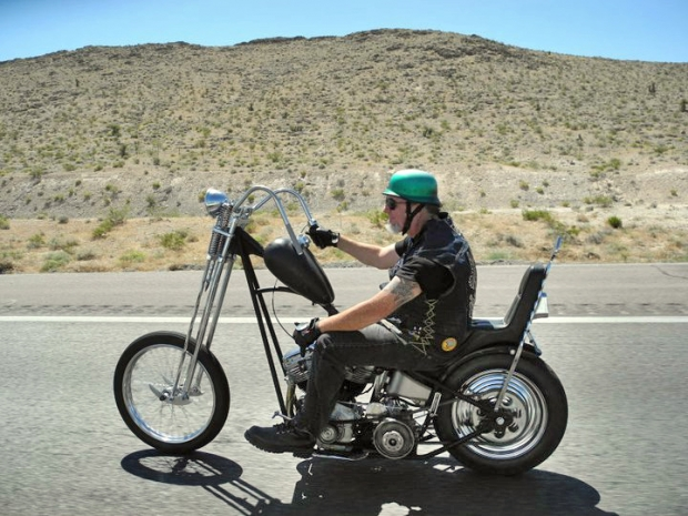 Honda St Louis >> Desert Cruising | Totally Rad Choppers