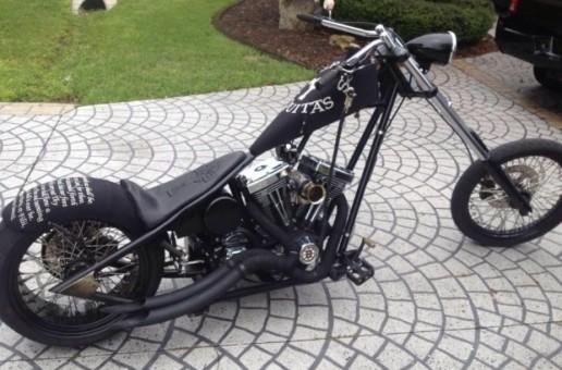 Ed's Boondock Saints Chopper