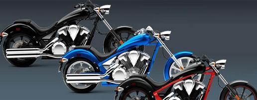 Honda Fury Choppers