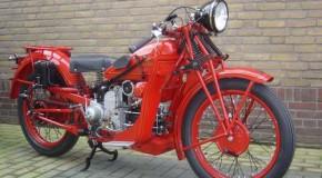 Red Hot Antique Engine