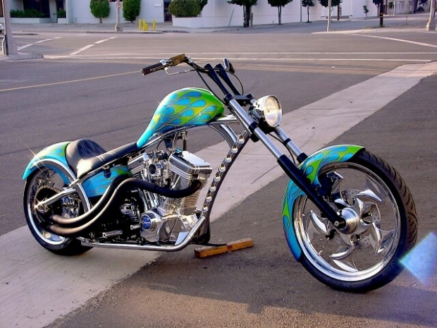 Jesse S Bike Best Motorcycles Totally Rad Choppers