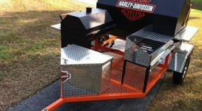 Grilling Harley Style | Harley Davidson