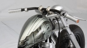 One Tight Tank | Custom Motorcycle