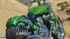 Tough VTX | Honda Chopper
