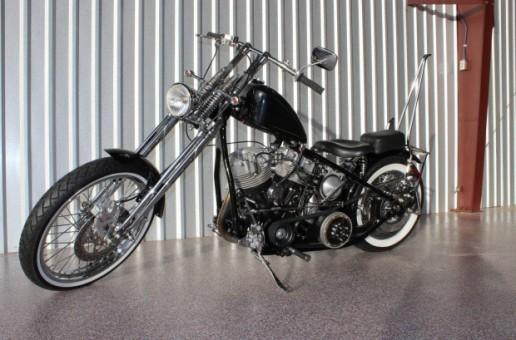 1967 Generator Shovelhead | Riding Motorcycles