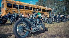 Old School Motorcycle Gathering | Free Rider