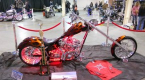 Wicked Hell Bound Chopper | Motorbike