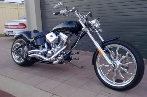 Blackbird Chopper | Best Motorcycles