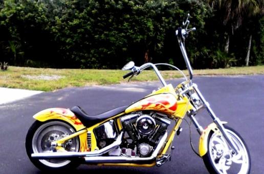 BILL'S MEAN STREET MACHINE   Best Motorcycles