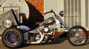 Zane's Custom Trike   Choppers