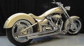 Champagne Wildstar   Best Motorcycles