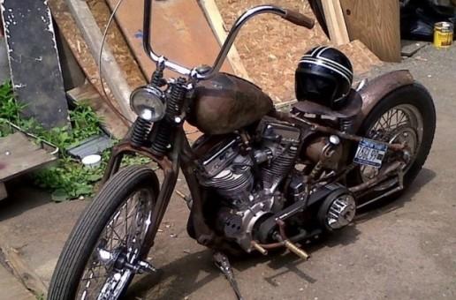 All Around Nice Custom Chopper | Motorcycle