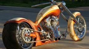 Creamy Ride | Custom Built Chopper Motorcycles