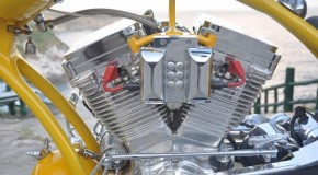 Peep Show Chopper Engine | Motorbike