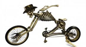Bones Rider | Eccentric Cycles