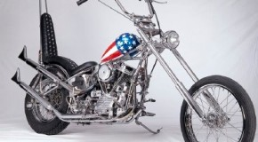 Captain America and Billy Bike Choppers Video