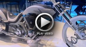 Paul Jr. Designs the Cepheid Bike