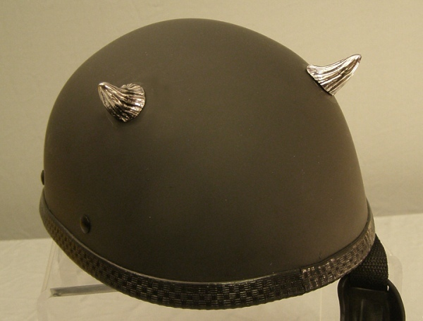 Crazy Motorcycle Helmets Totally Rad Choppers